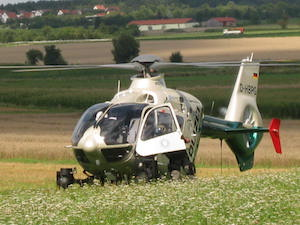 Helibesuch